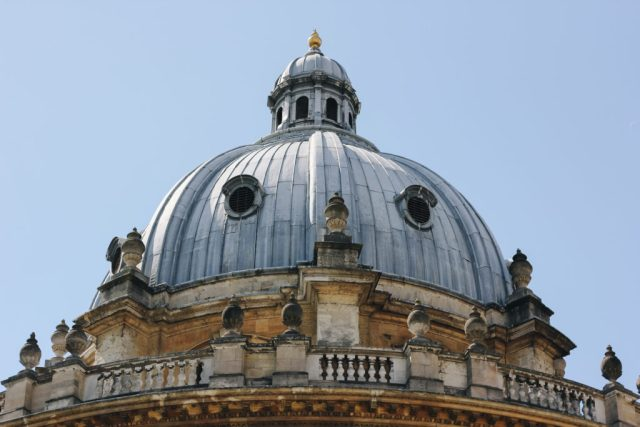 Radcliffe Camera 2 days in Oxford