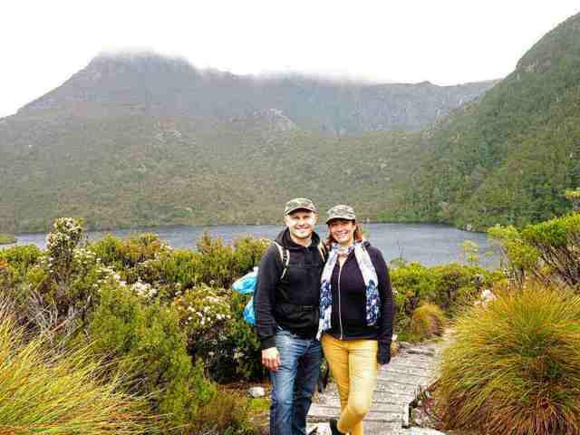 Cradle Mountain travel blog