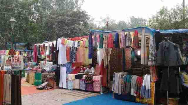 Dilli Haat Delhi itinerary 3 days