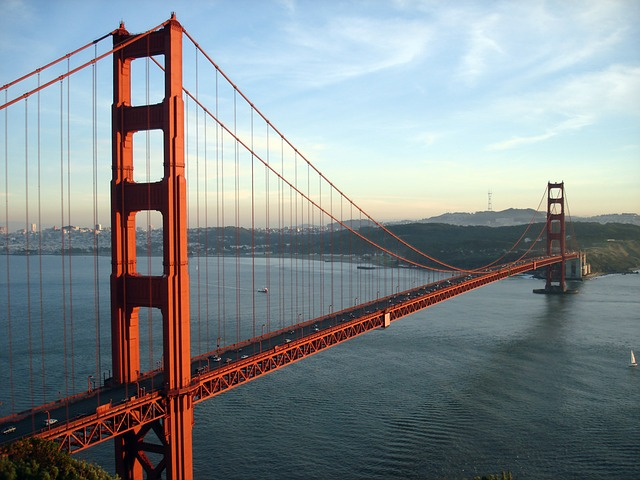 Golden Gate Bridge is one of the best places to visit in the USA