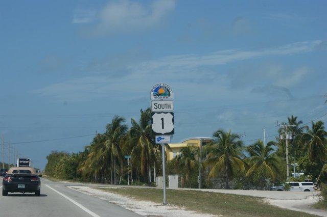 Overseas Highway Florida Keys road trip