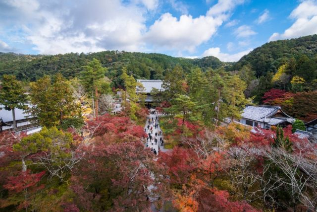 Autumn in Kyoto should be on your Japan bucket list
