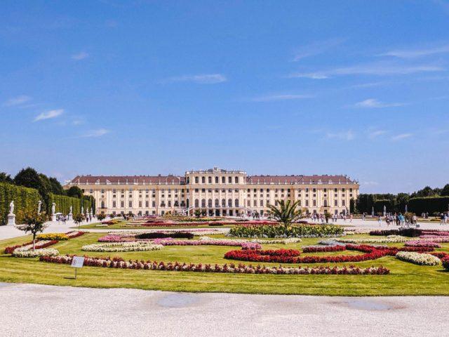 best day trips from Prague to Vienna