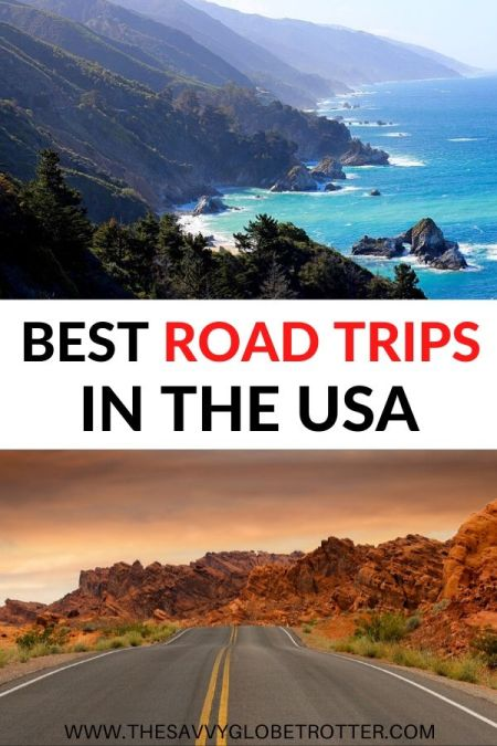Best USA Road Trips