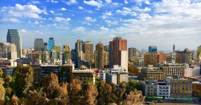3 days in Santiago itinerary