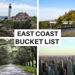 50+ Best Places to Visit in the East Coast for Your Bucket List