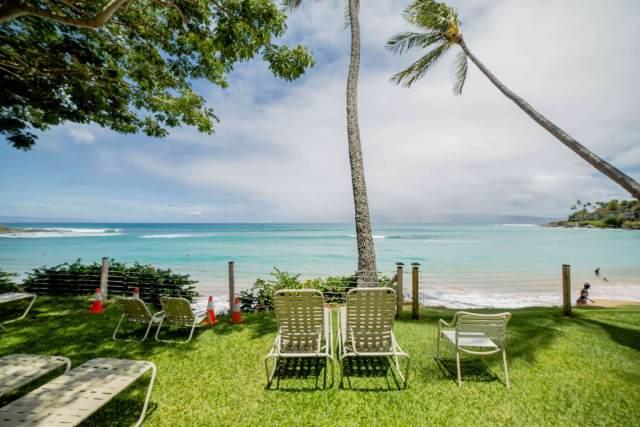 Napili Bay Hawaii