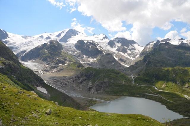3 Passes tour Switzerland