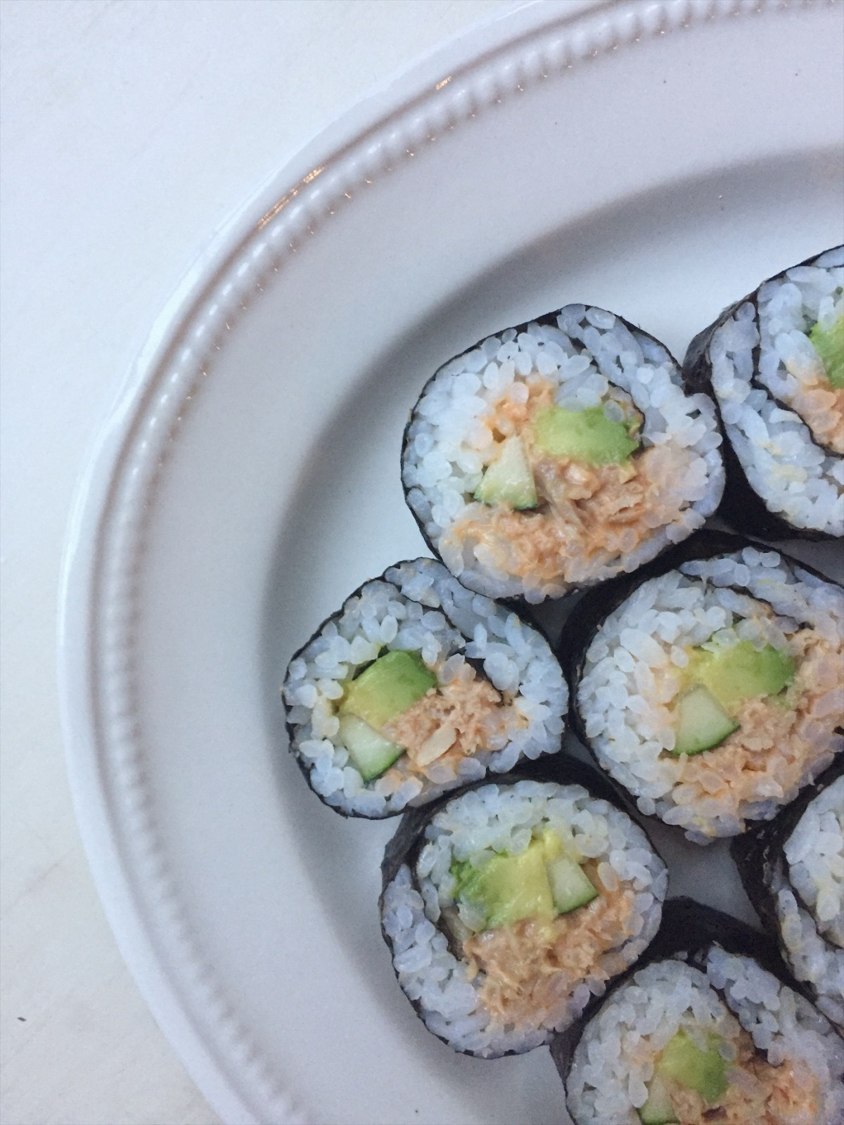 Simple Sushi (You can do this!)