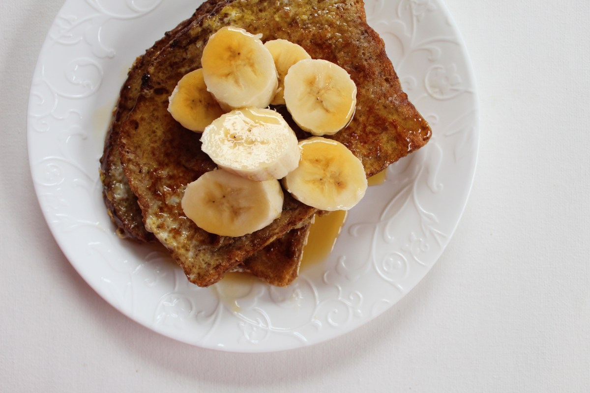 Honey Oat French Toast
