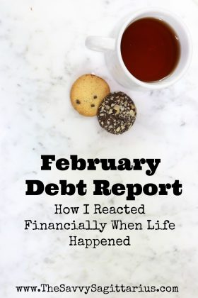 As a 22 year old, I am working hard at being #debtfreeby23. It is going to be quite the challenge, but I am up for the challenge to be debt free!