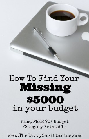 """As a """"20 Something,"""" most people aren't worried about a budget. I have learned if there is no budget, I usually don't know where my money goes. Here is a step by step of how to create a budget to save money."""