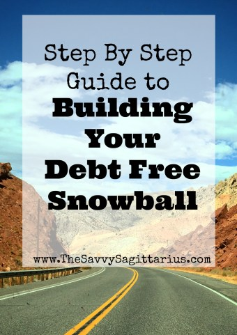 Have you thought about starting your debt free journey, but aren't really sure where to start or how to do it! Here is a guide on setting up your snowball.