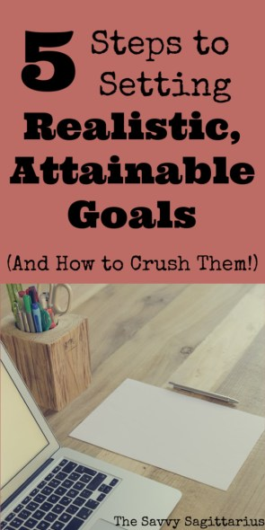 aaea030b84a How easy is it to set goals and then totally forget about them! Check out