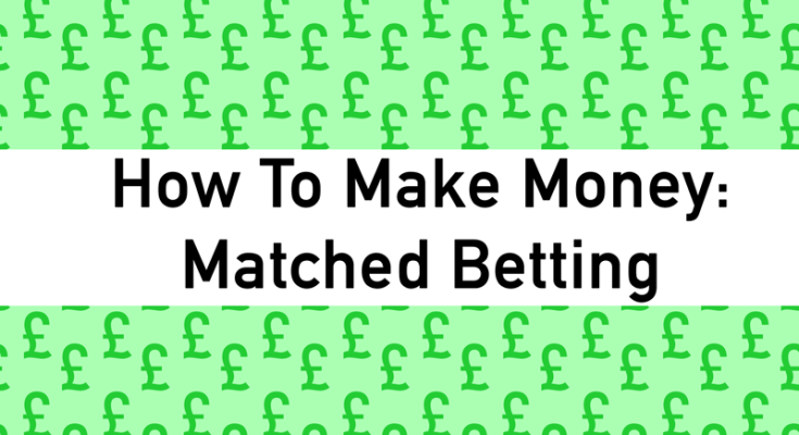 iesnare matched betting save the student