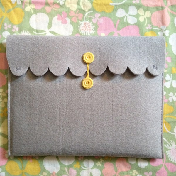 ipad case DIY