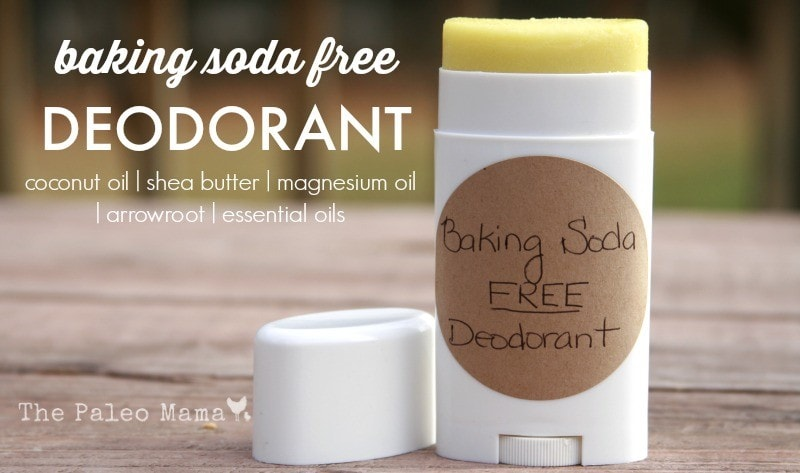 paleo deodorant