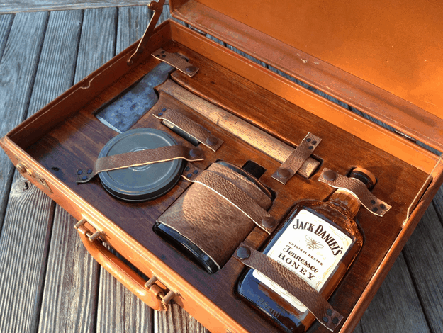 gentleman survival kit