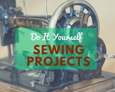 DIY sewing projects for beginners