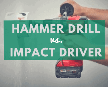 hammer drill vs impact driver