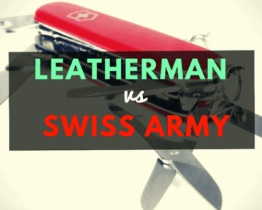 leatherman vs swiss army knife