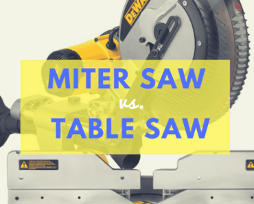 miter saw vs table saw