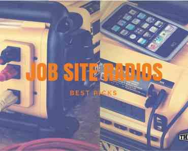 5 Loudest and Best Job Site Radios