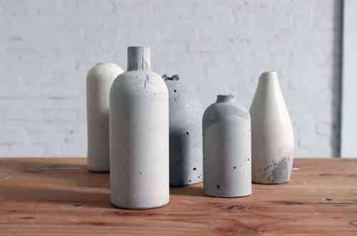 Budget Friendly Concrete Vase