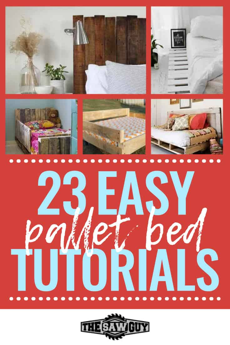 Pallet Bed Tutorial