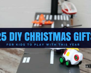 DIY KIDS CHRISTMAS GIFTS