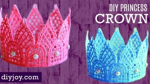 . Adorable Princess Crowns