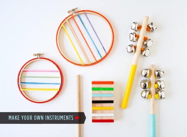 Wood Instrument DIY