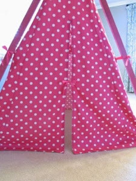 Fabric Play Tent