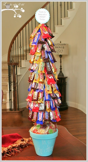 DIY Candy Tree