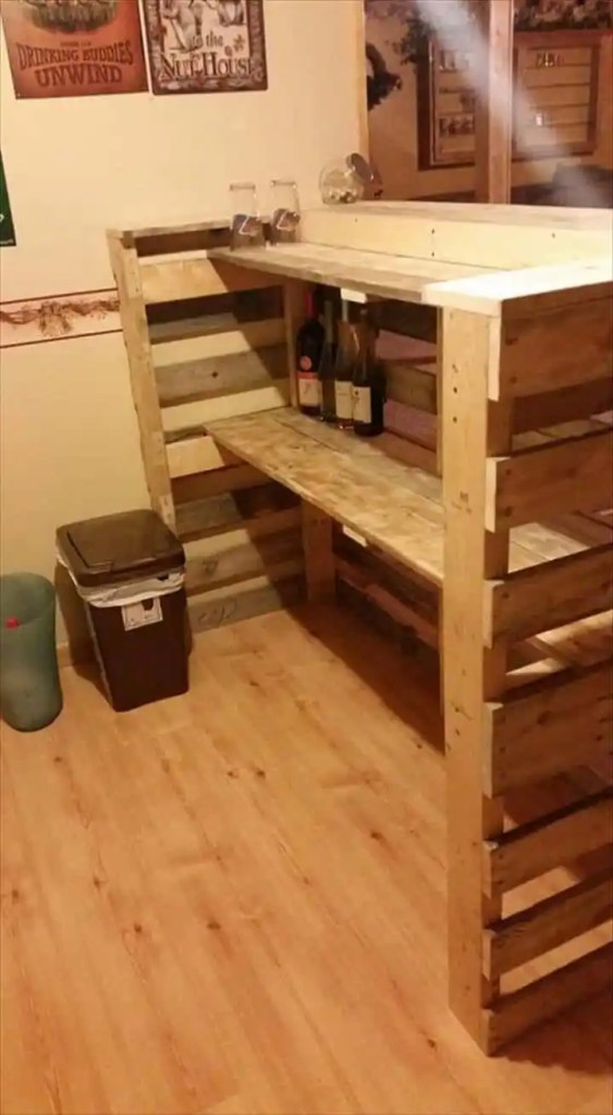 Wide Spaced Pallet Bar