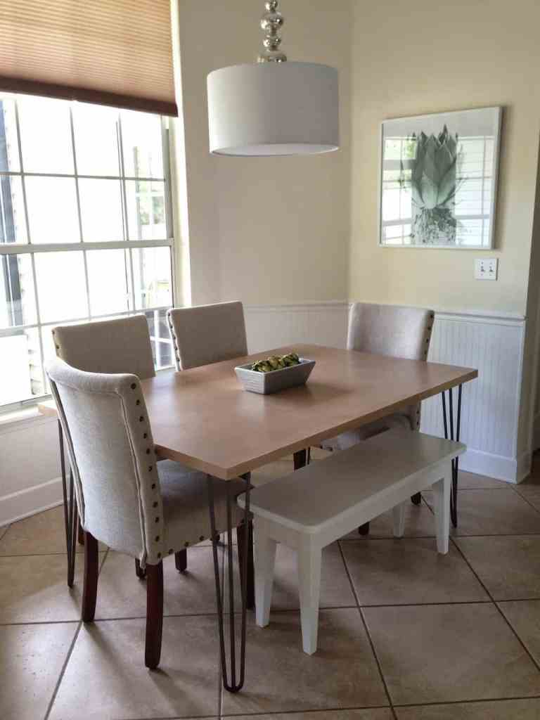 Modern Dining Table Project