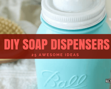diy soap dispensers