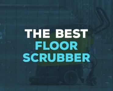 best floor scrubber