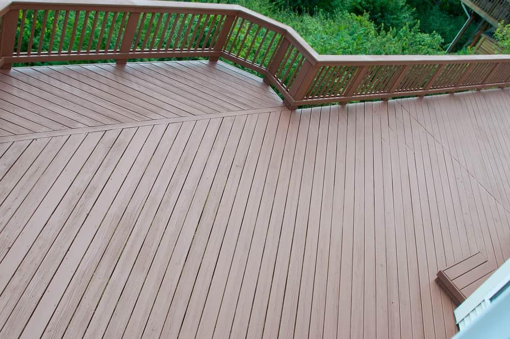 sliding deck classic raiing