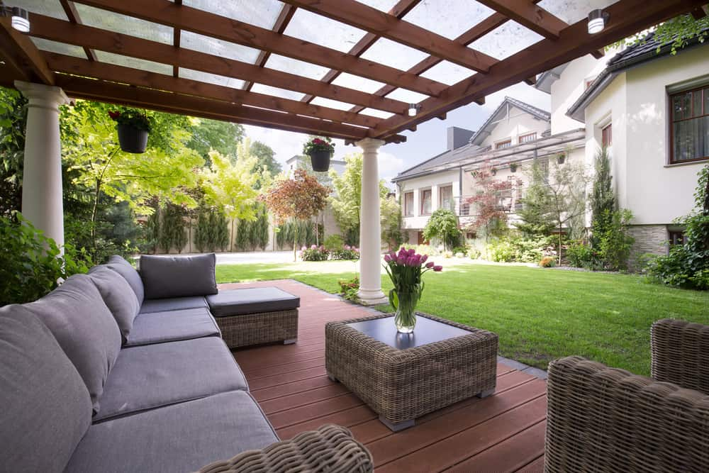 deck sectional