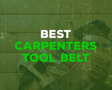 best carpenter's tool belt