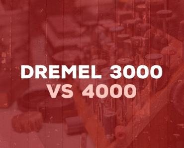 Dremel 3000 vs 4000 Rotary Tool Kit