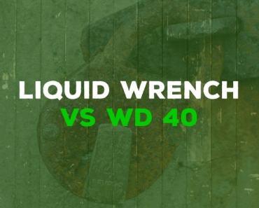 Liquid Wrench vs WD-40