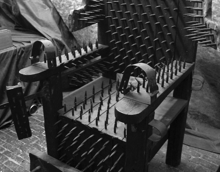 Image result for the iron chair