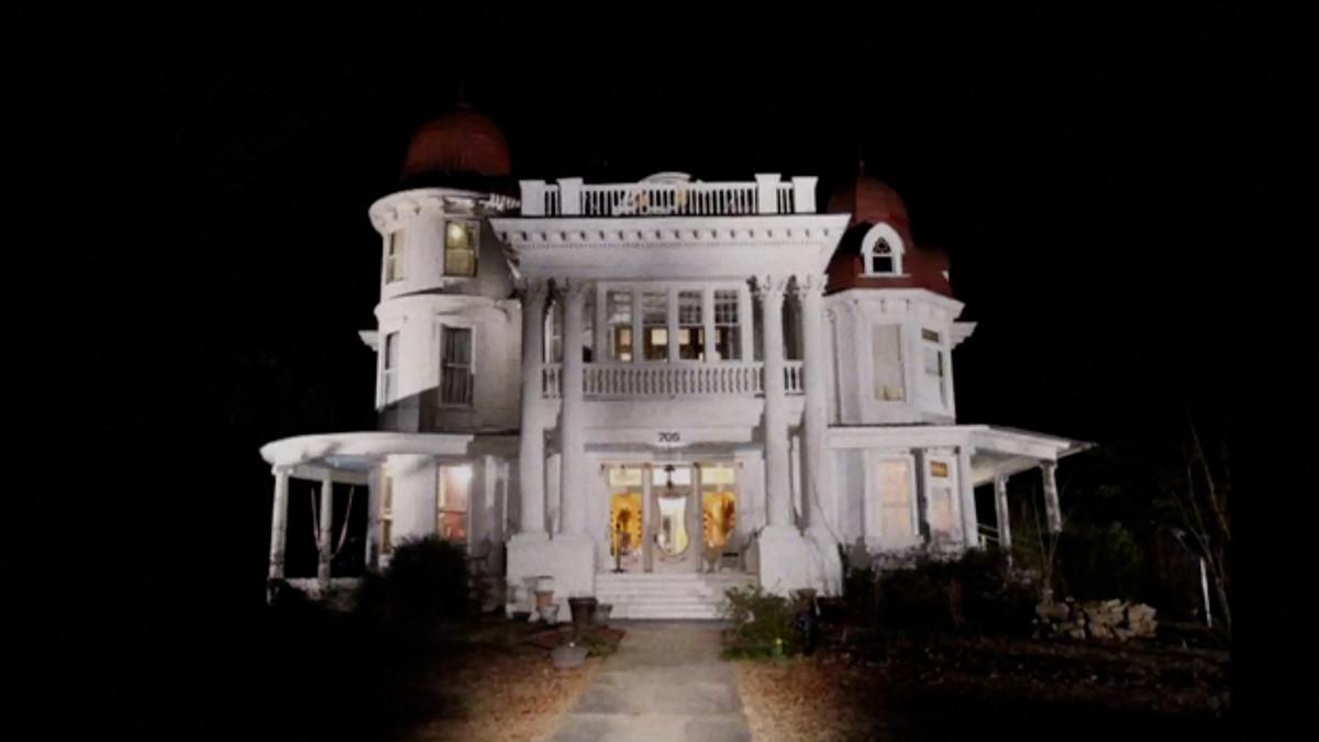 Allen house monticello arkansas pictures