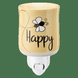 Bee Happy Scentsy Wall Plug Warmer