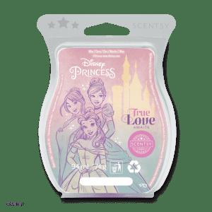 Scentsy Disney Princess True love awaits wax bar