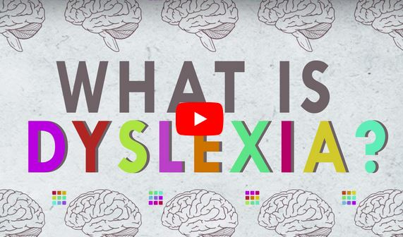 [Video] Dyslexia and phonological processing