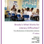 What Works for Literacy Difficulties?
