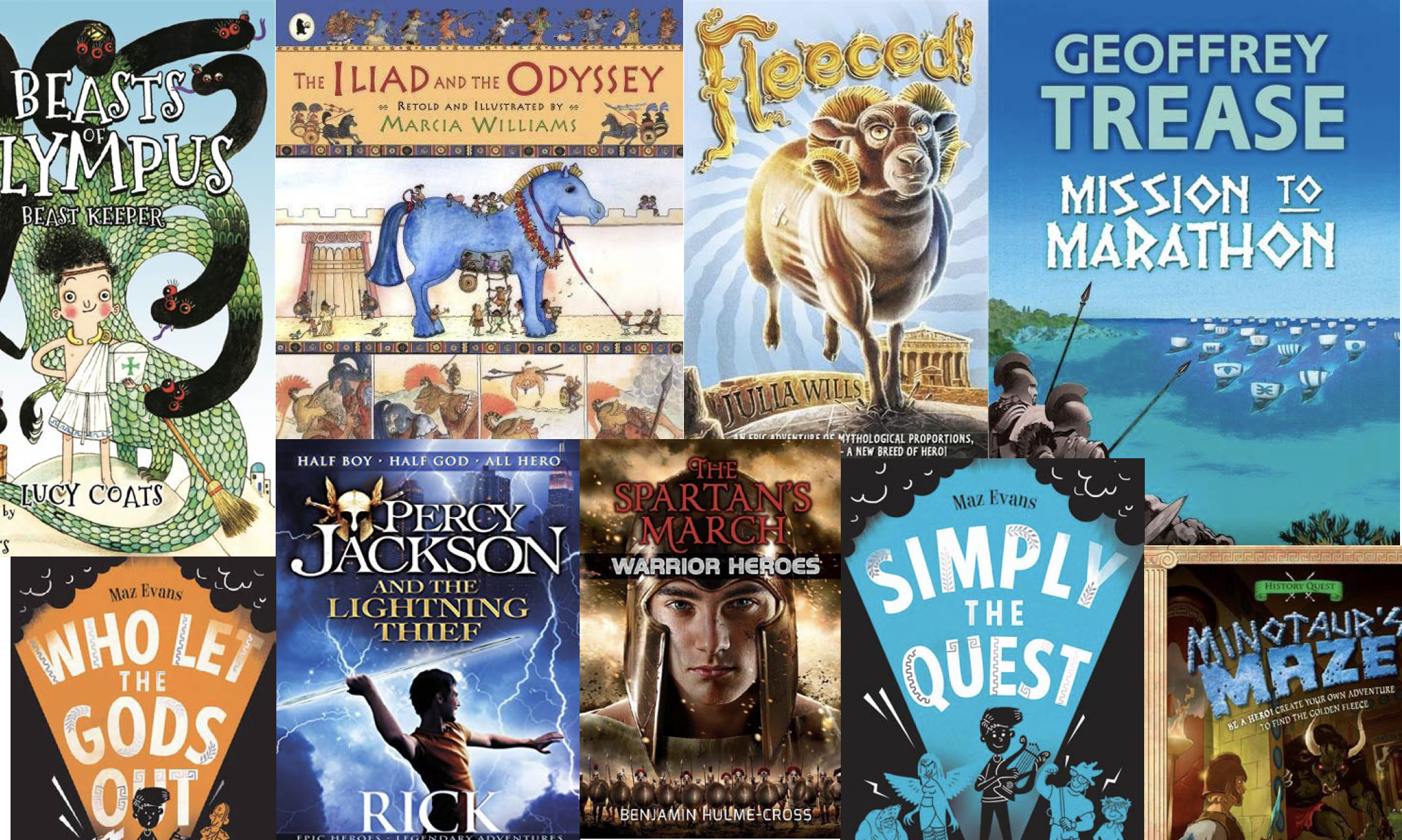 Best Kids Books About Ancient Greece